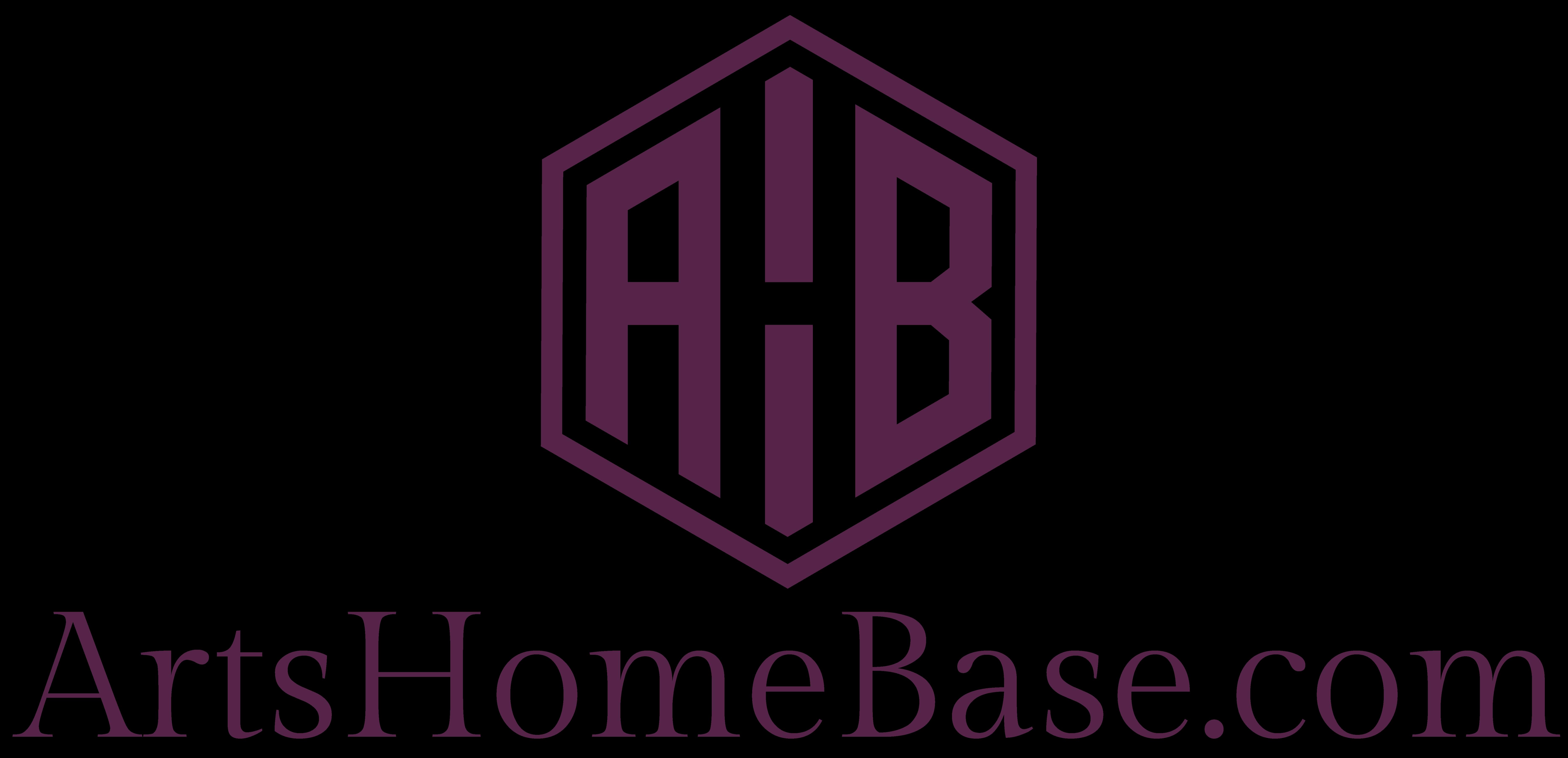ArtsHomeBase Logo