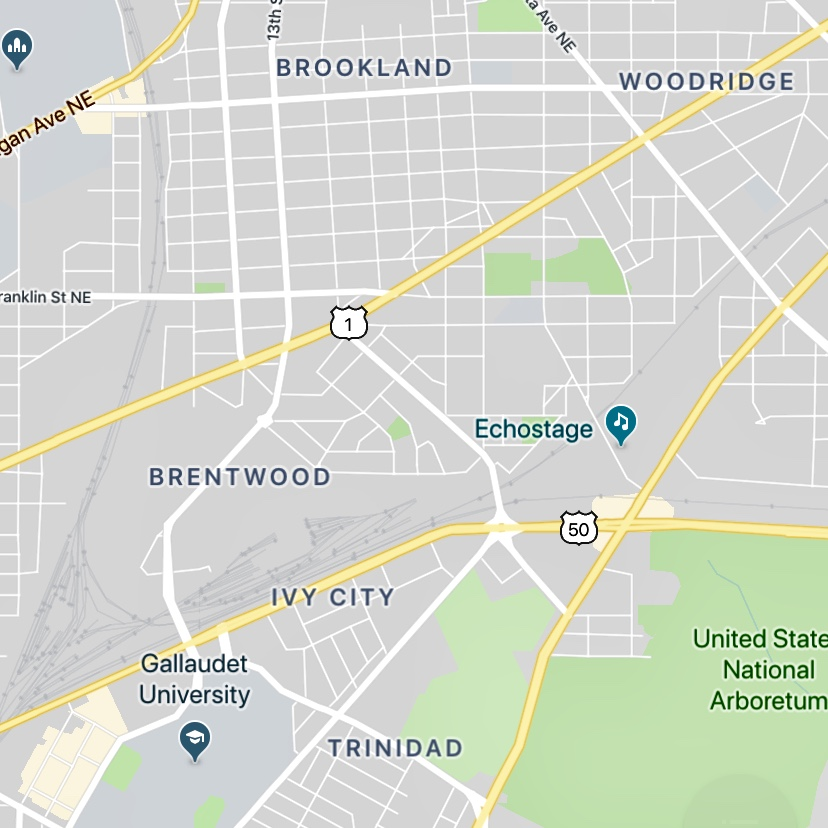 Northeast DC Parking, Garages For Sale