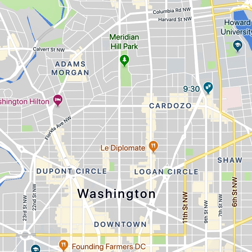 Northwest DC Parking, Garages For Sale