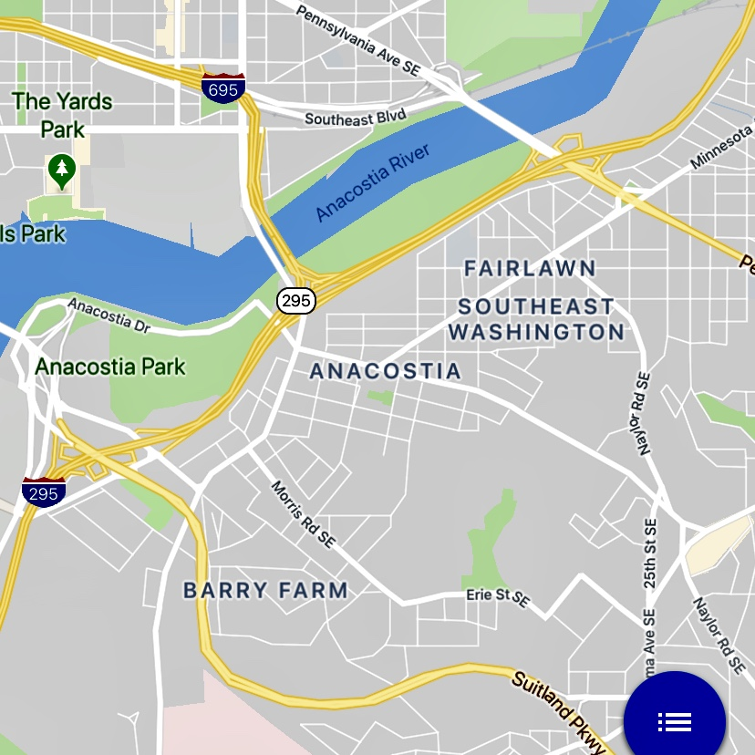 Southeast DC Parking, Garages For Sale