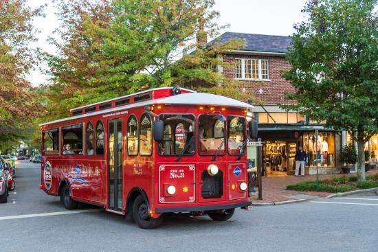 Gray Line Trolley tour