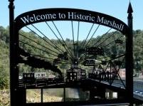 MARSHALL NC