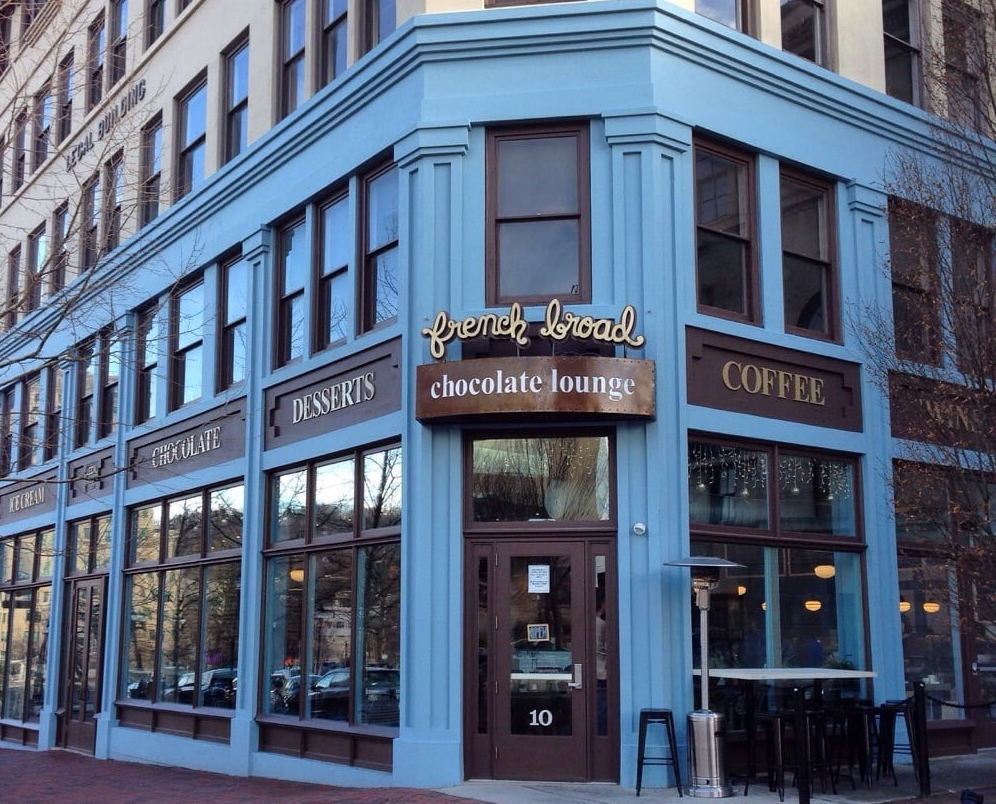 chocolate lounge downtown asheville