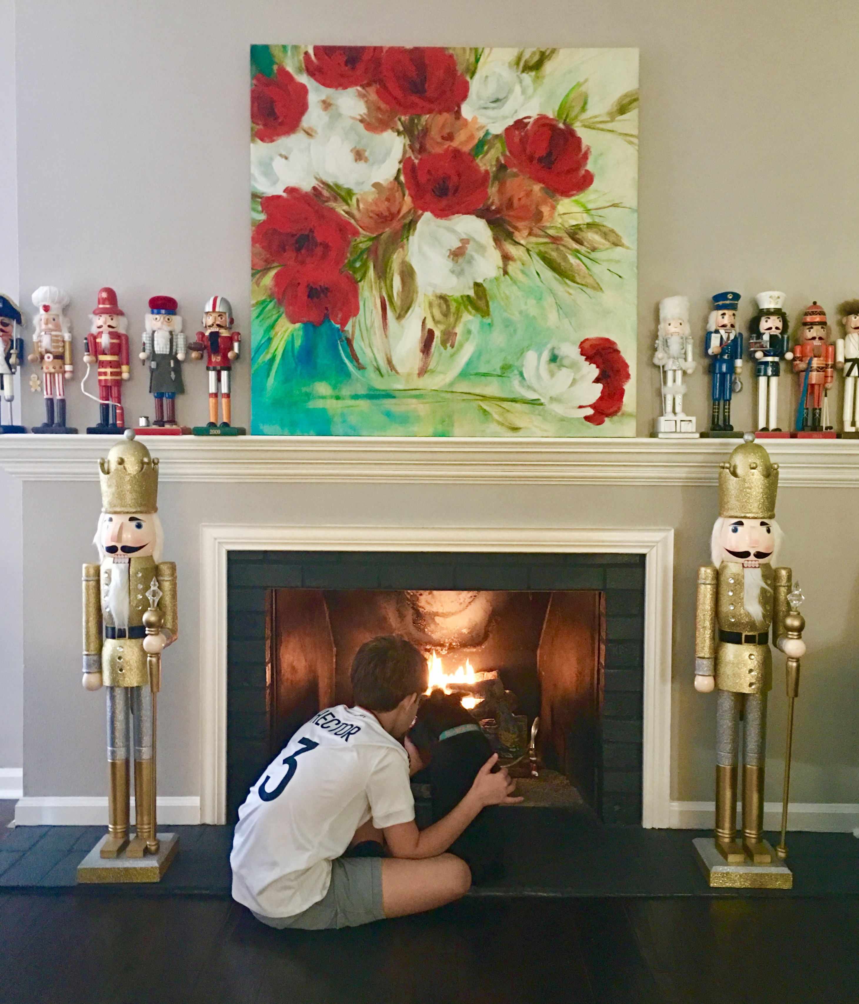Home For The Holidays Allison Baker How Many Nutcrackers