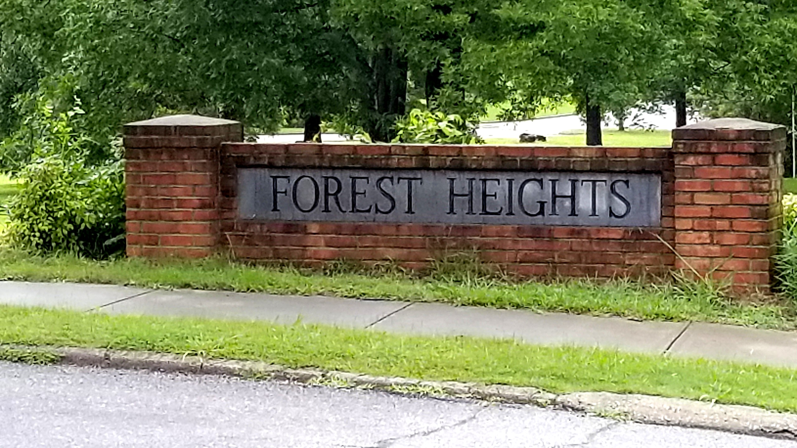 Forest Heights Neighborhood - Athens, GA
