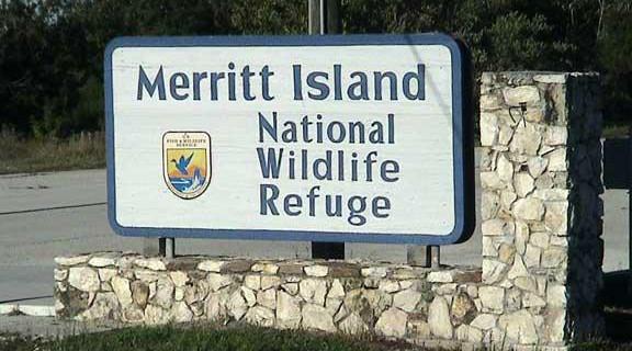 Merritt Island National Wildlife Refuge FL
