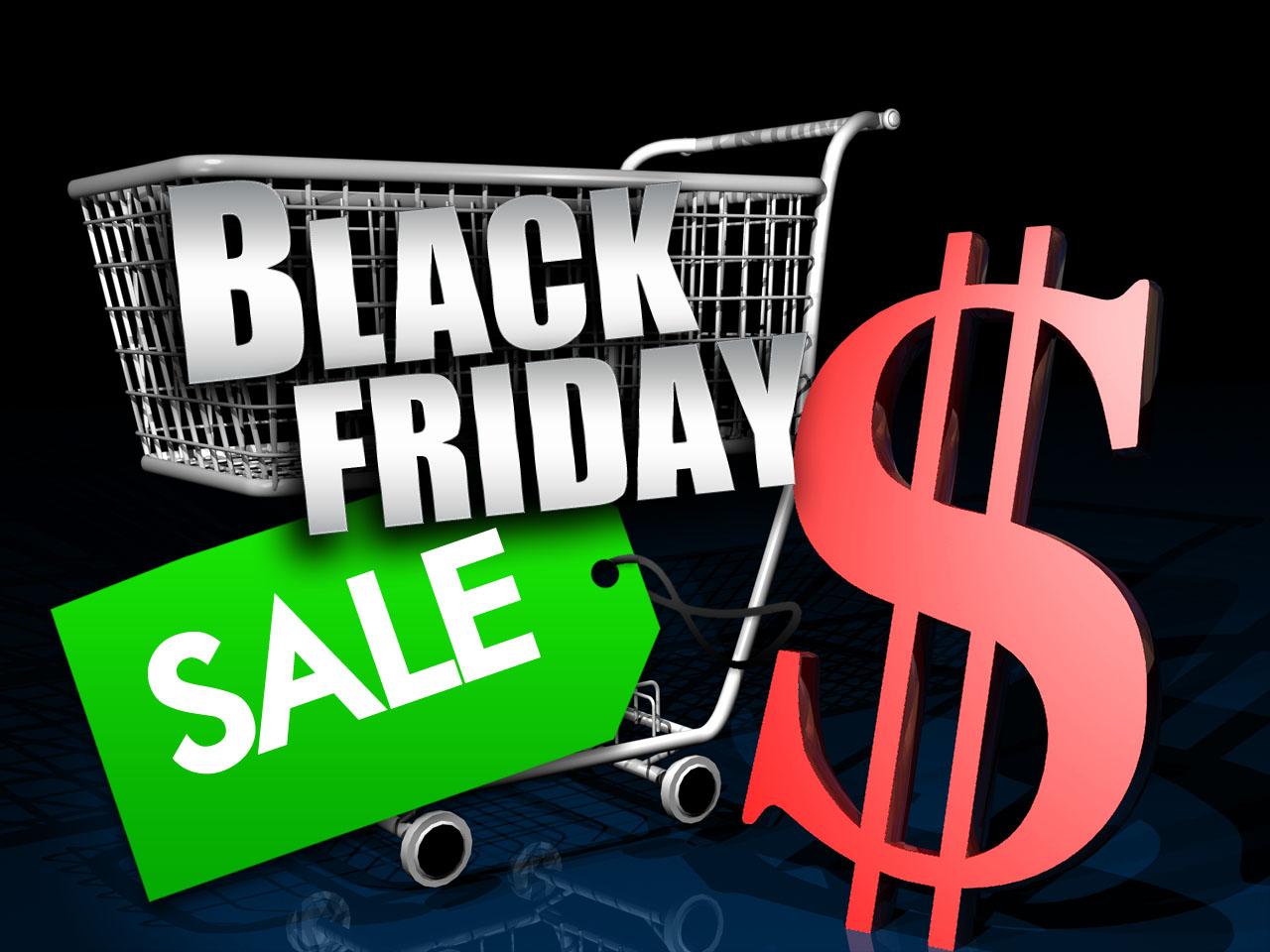 Black Friday Happy Holiday S And Happy Shopping