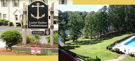 Condos for Sale Lake Lanier Georgia - Buford GA Condos
