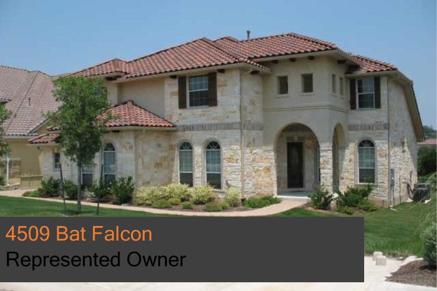 Falconhead 4509 Bat Falcon Austin TX 78738