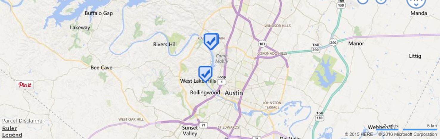 lake austin waterfront homes for sale in central west austin