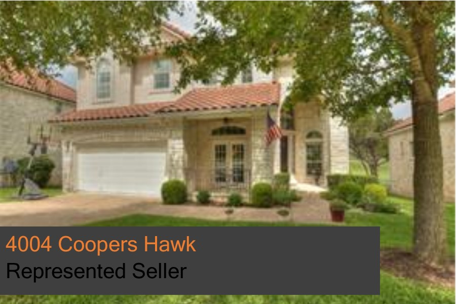 falconhead 4004 Coopers Hawk Austin TX 78738