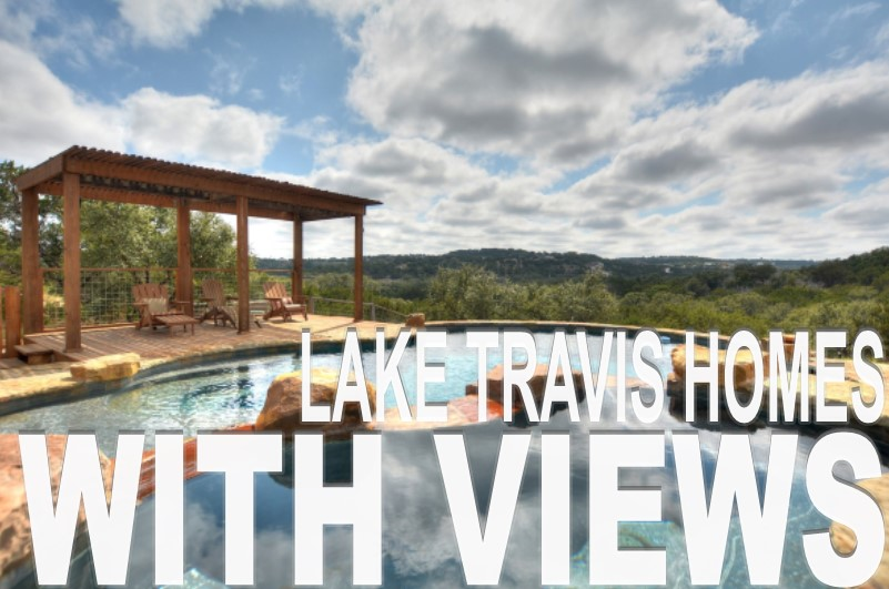 Search Homes with Views in Austin Lake Travis