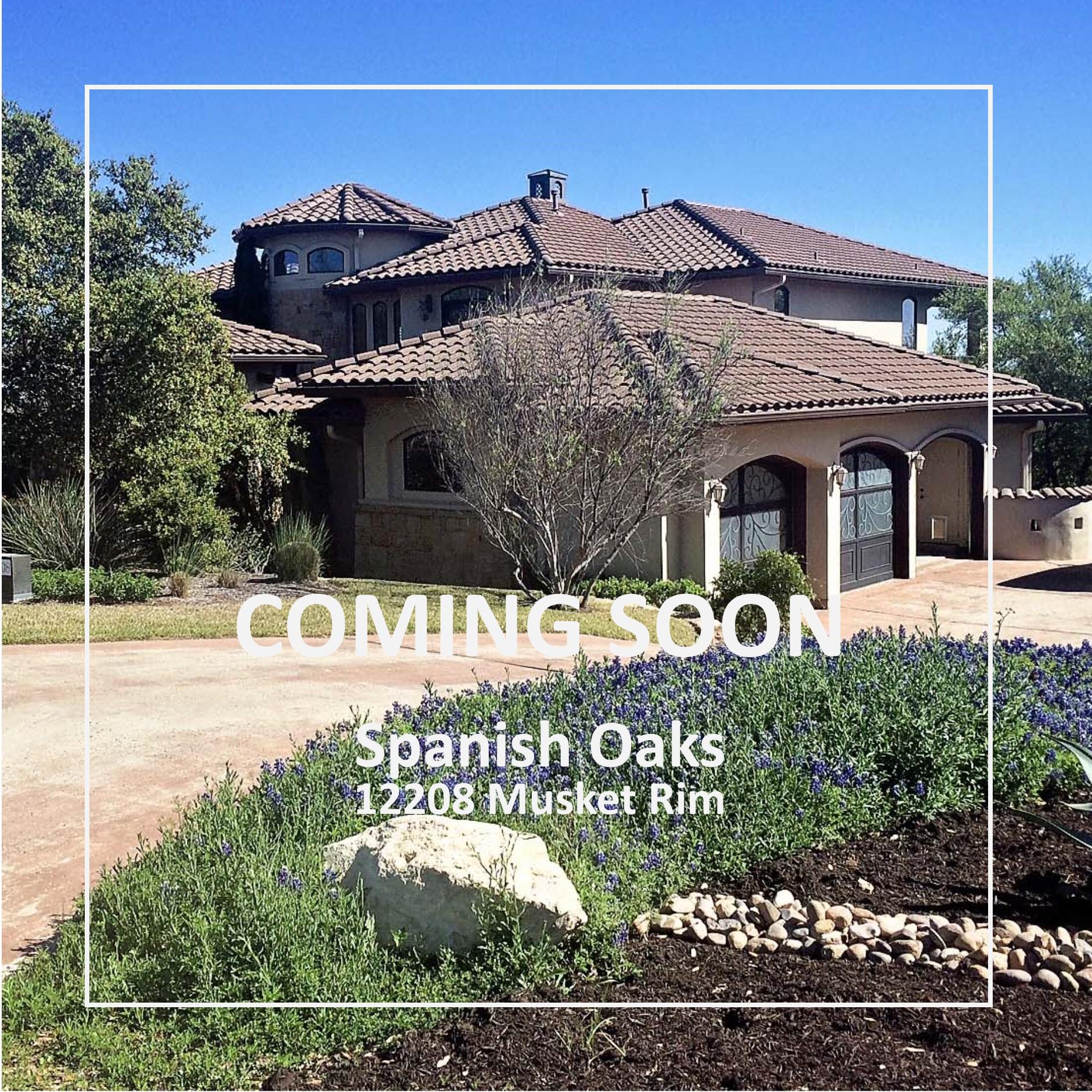 Spanish Oaks Home for Sale | Austin Real Estate Group | Lori Wakefield REALTOR