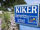 Kiker Elementary School in Circle C Ranch