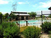 Community pool in Johnson Ranch