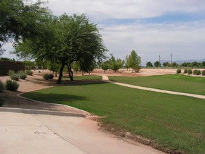 Parks in San Tan Valley's Johnson Ranch