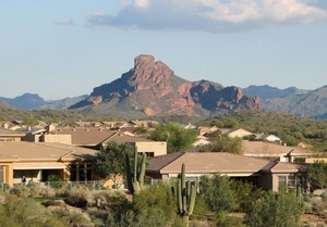 Views from Fountain Hills