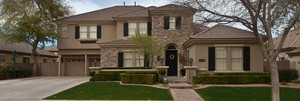 Homes in Gilbert, Az.