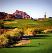 Las Sendas Golf Course