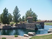 Planned communities in Queen Creek