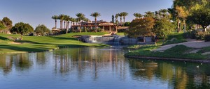 Scottsdale golf clubhouse