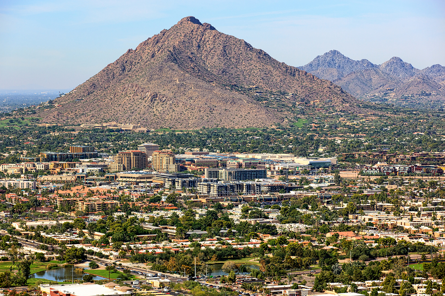 Scottsdale real estate is Kudelski Group headquarters.
