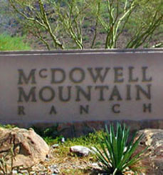 mcdowell mountain home for sale