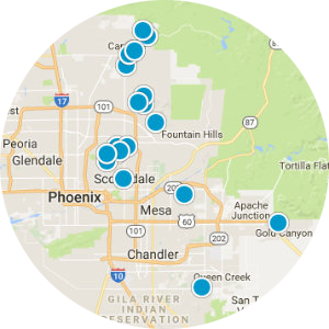 Tempe Real Estate Map Search