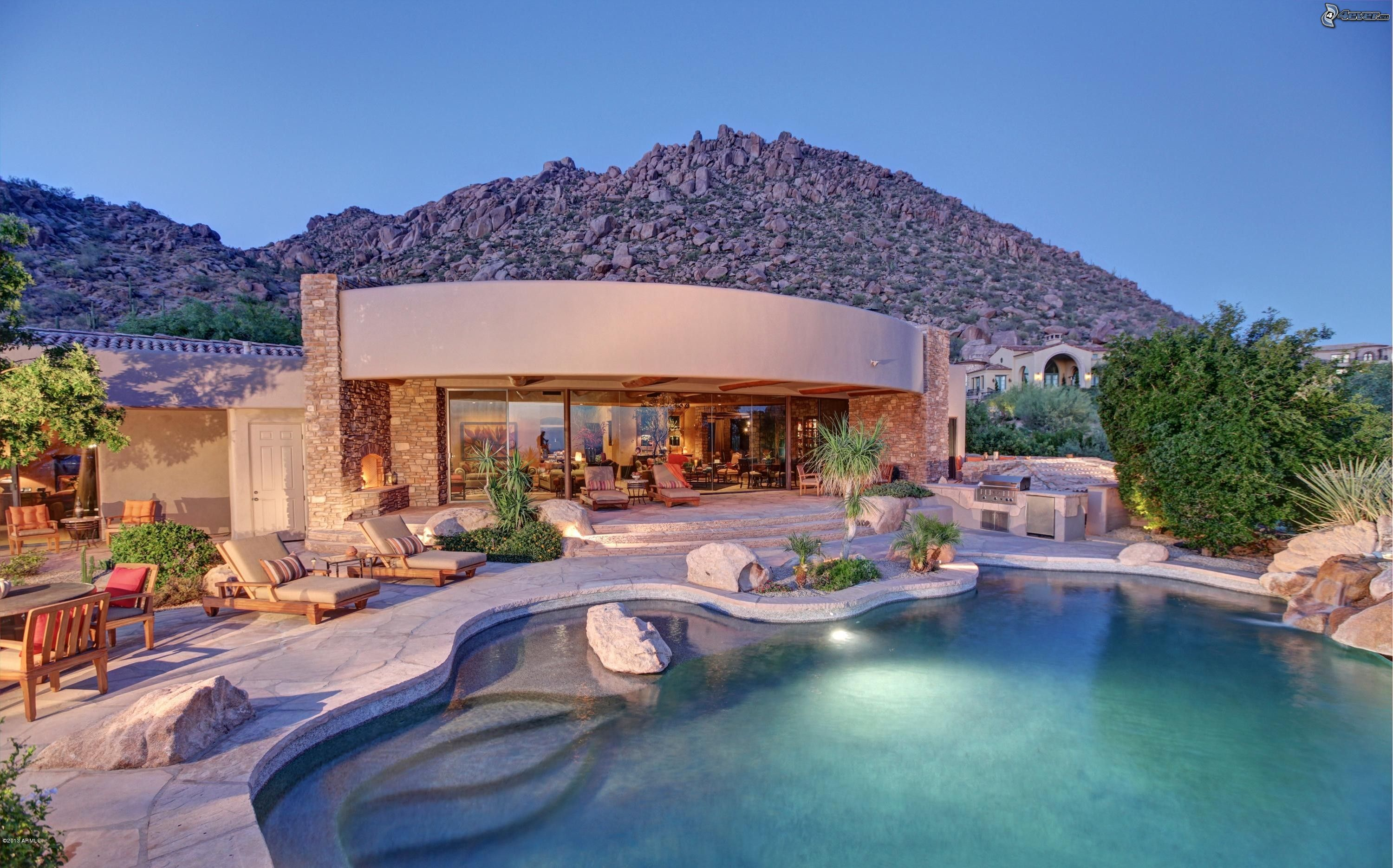 AZ Posh PropertiesPhoenix Valley Homes Lifestyle - Luxury homes in scottsdale az