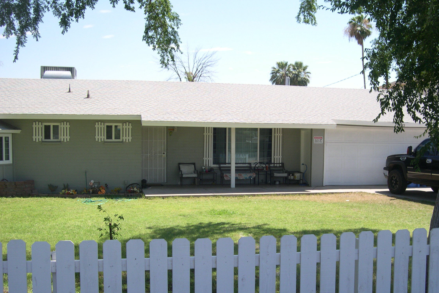 Front/ Side Yard