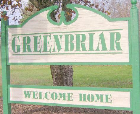 Greenbriar Community Welcome Home