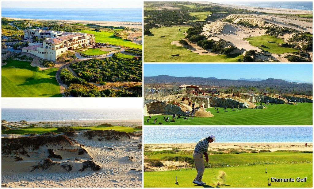 Diamante Golf Course Los Cabos