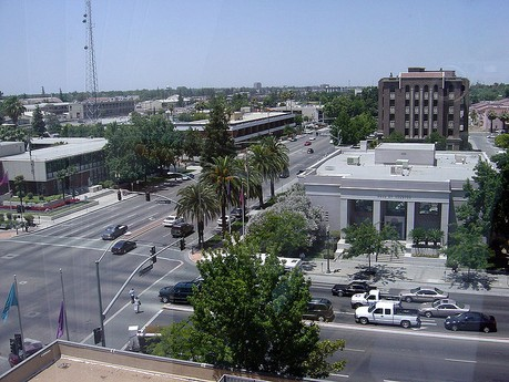 The Town of Bakersfield CA from Wikipedia