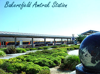 Bakersfield Amtrak Station