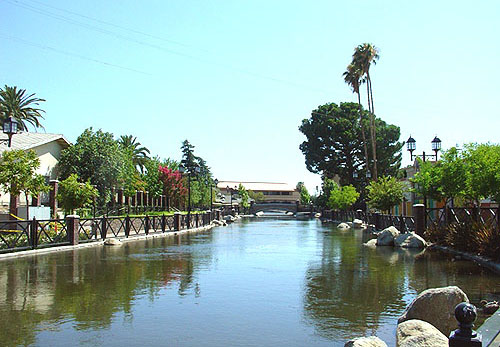Downtown Bakersfield Central Park