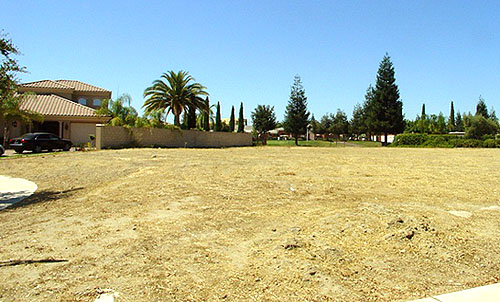 Bakersfield CA Land for Sale