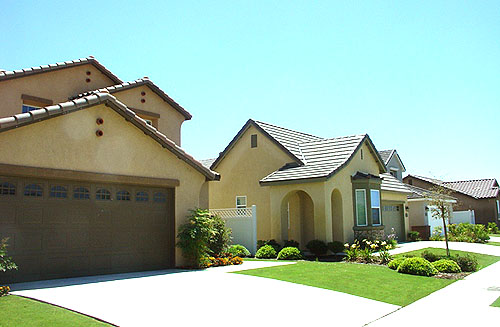 Model homes in bakersfield ca