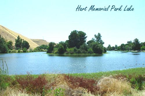 Hart Memorial Park Lake