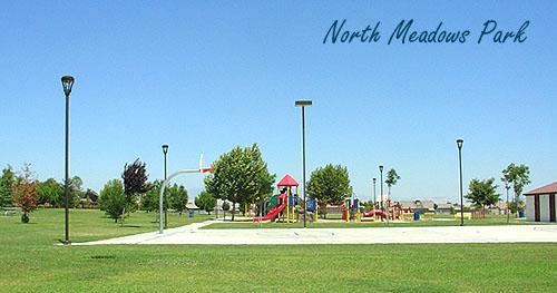 Park in Oildale Bakersfield CA