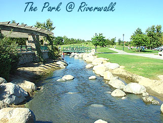 Park at Riverwalk in Bakersfield CA