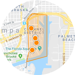 Channelside District Real Estate Map Search