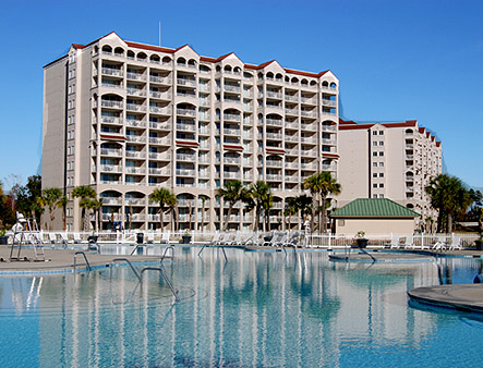 Yacht Club Condos at Barefoot Resort