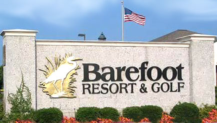 Barefoot Resort in North Myrtle Beach