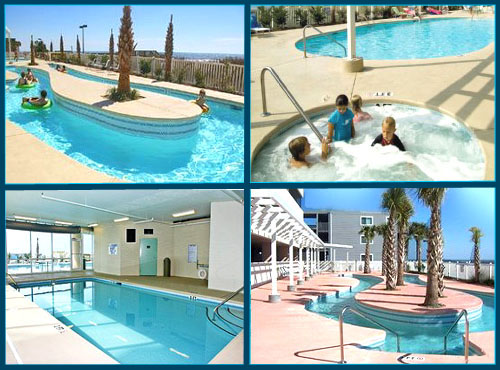 Blue Water Keyes Resort Amenities