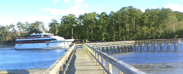 Waterway at Big Landing