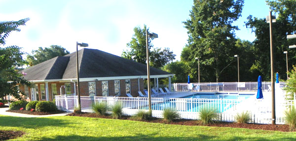 Big Landing Clubhouse and Pool