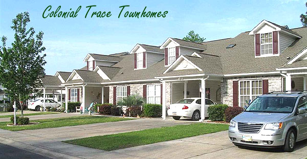 Colonial Trace Townhomes