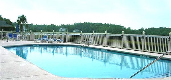 Harbour Ridge pool at Coquina
