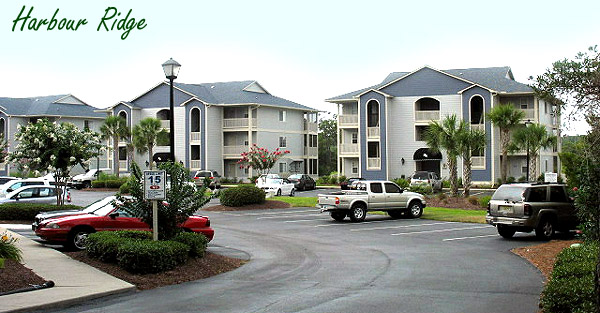 Harbour Ridge Condos at Coquina Harbor