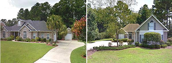 Cypress Bay Estates Homes